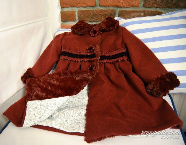 diseñadora de ropa infantil