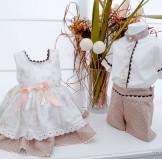 Dolores Vega, Diseñadora de ropa infantil en Vega & Valle