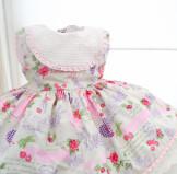 Diseñadora de ropa infantil, prendas únicas y artesanales